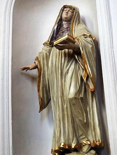 st elisabeth statue