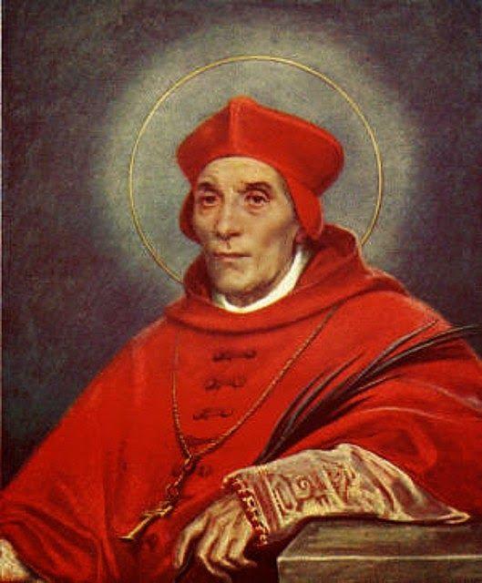 st john fisher cardinal