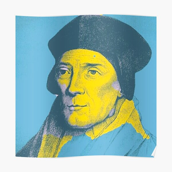 ST JOHN FISHER POSTER