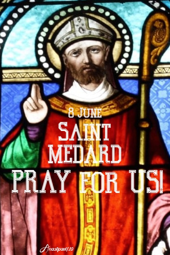st medard pray for us 8 june 2020 (1)