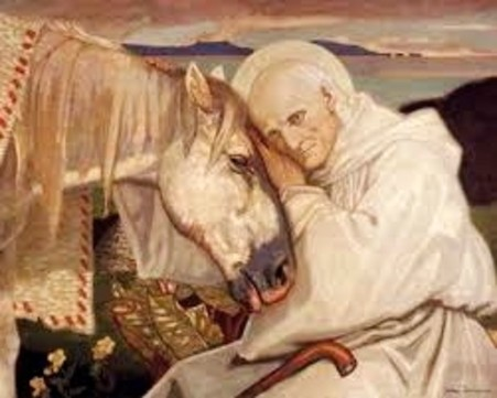 st.-columba-with-horse