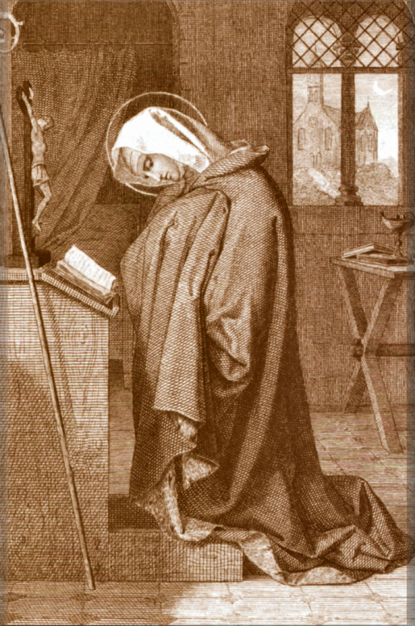 ST. GERTRUDE CONFIDENCE