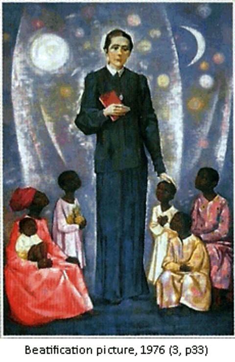 Beatification-bl maria theresa