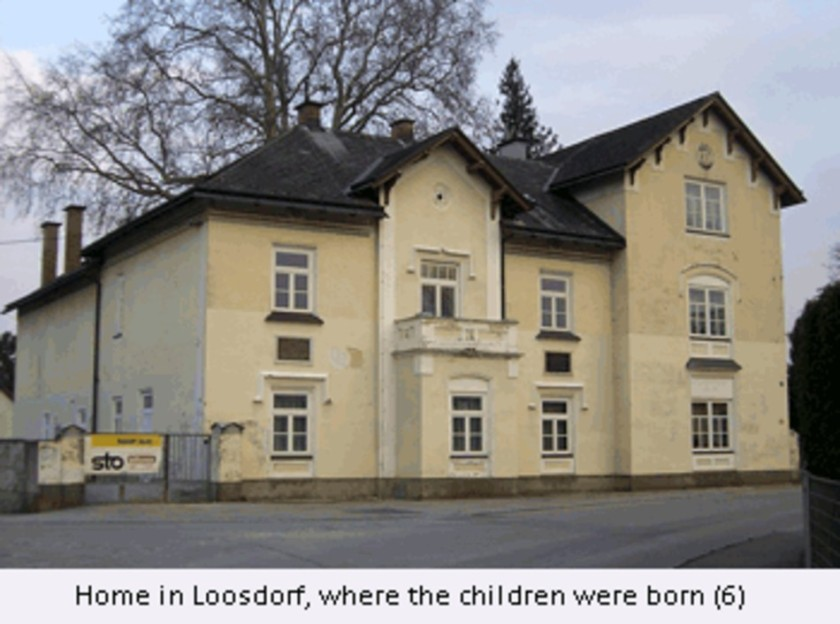 bl maria teresa's birth home Ledochowskahaus-subtitle