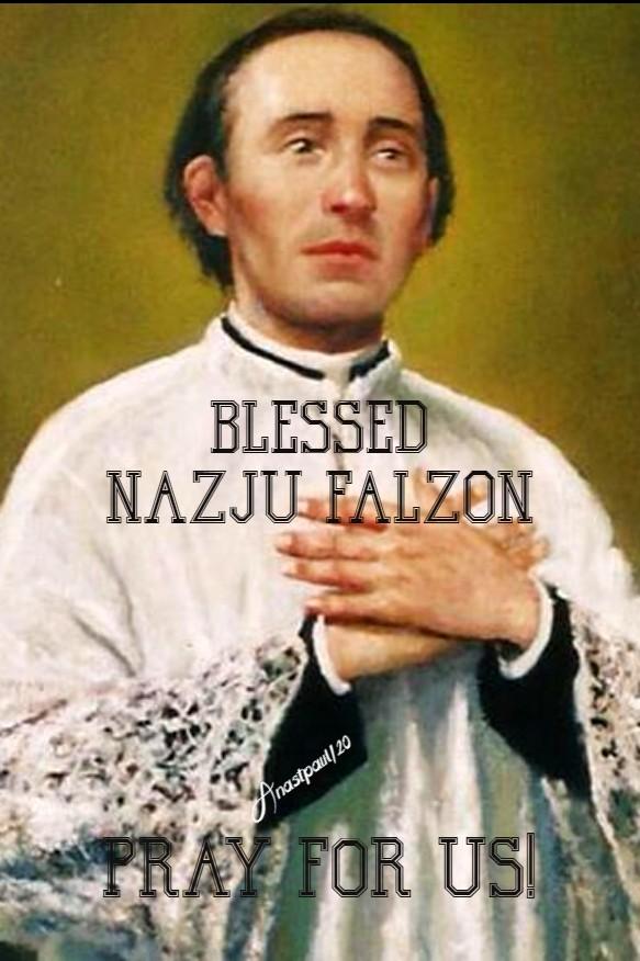 bl nazju falzon pray for us 1 july 2020