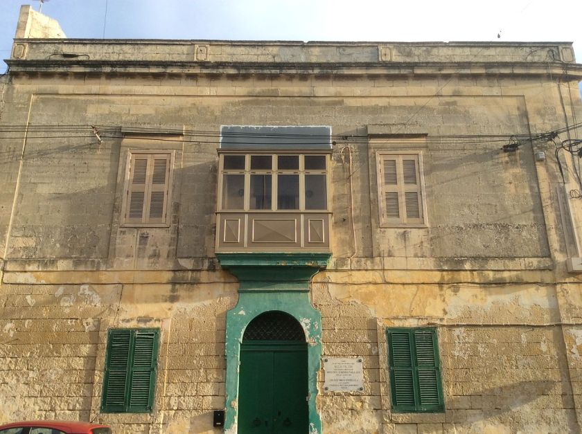 bl Nazju_Falzon_Palace._His_house