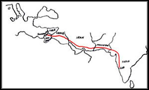 bl petrus kibe - Columban-The-man-who-walked-4000kms