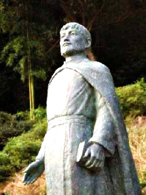 bl petrus kibe kasui statue (1)