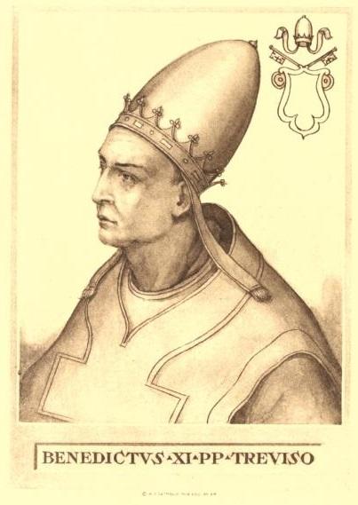bl Pope_Benedict_XI