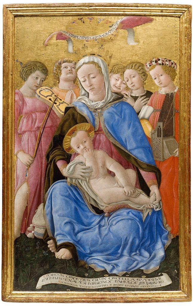 Madonna-of-humility-_1433_Domenico_di_Bartolo