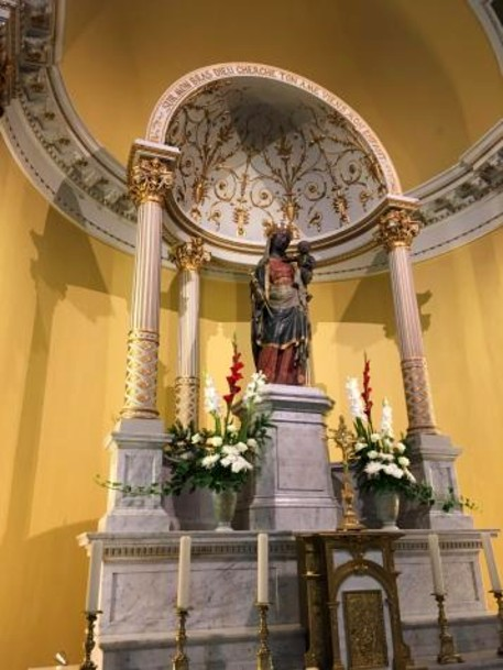 our lady of good deliverance in situ