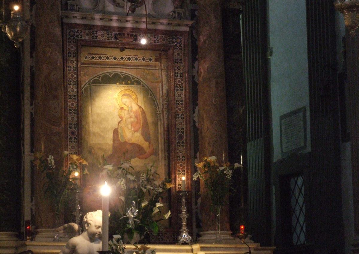 Pistoia_madonna_del_umilta_003 Madonna of Humility altar