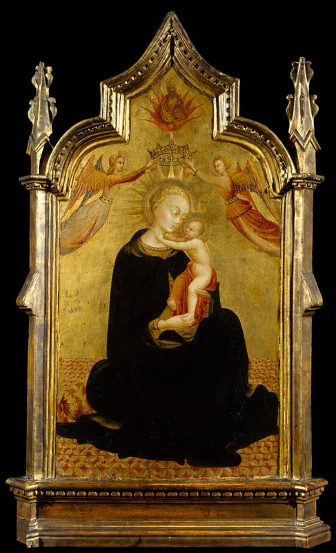 Sassesta madonna of Humility