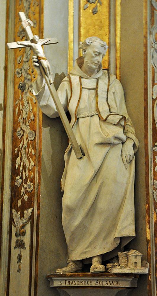St. Francis Solano