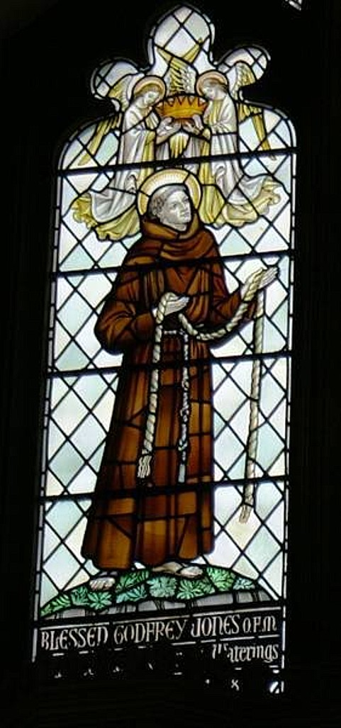 st john jones martyr