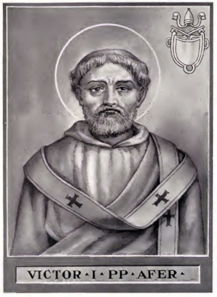 st Pope_Victor_I