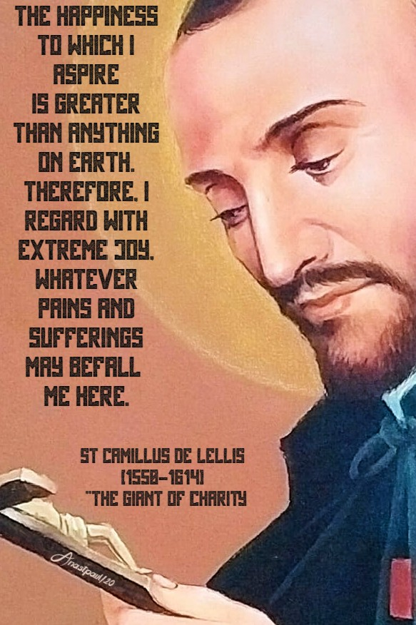 the happiness to which i aspire - st camillus 14 july 2020 (2)