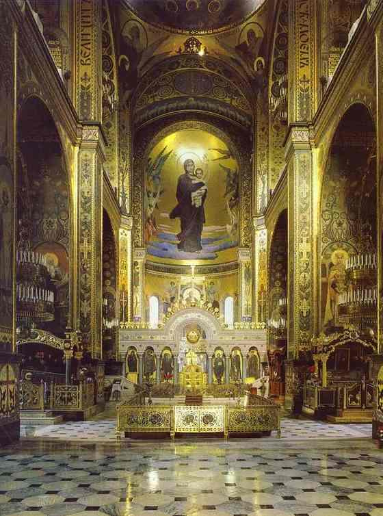 vasnetsov50 cathedral of st vladimir