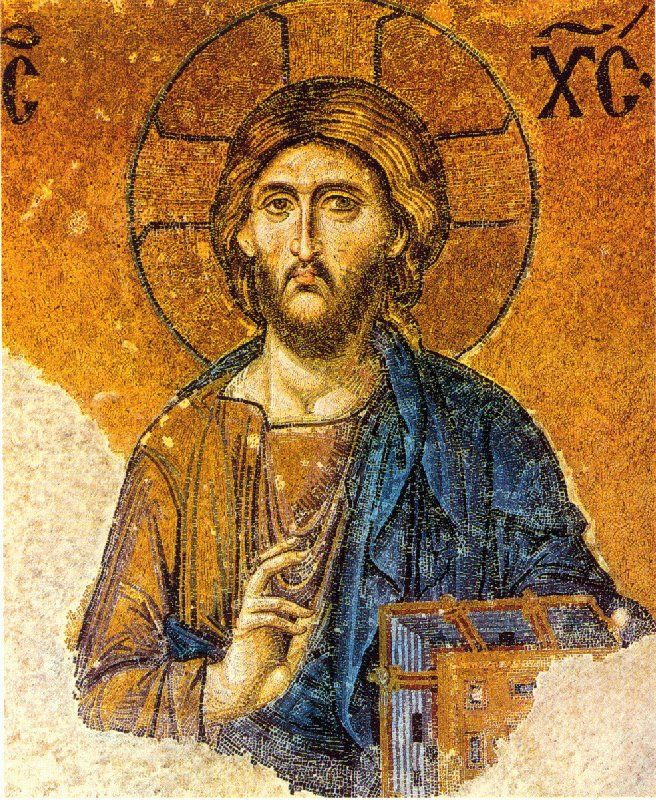 original icon of christ the lord beautiful