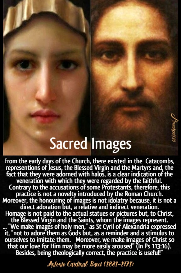 sacred images - bacci 7 aug 2020