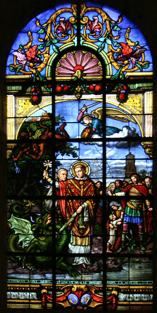 st arnel glass