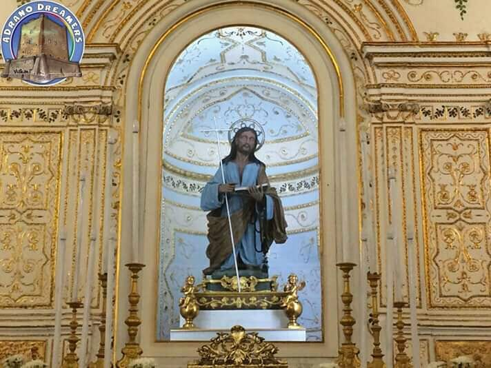 st nicolo shrine