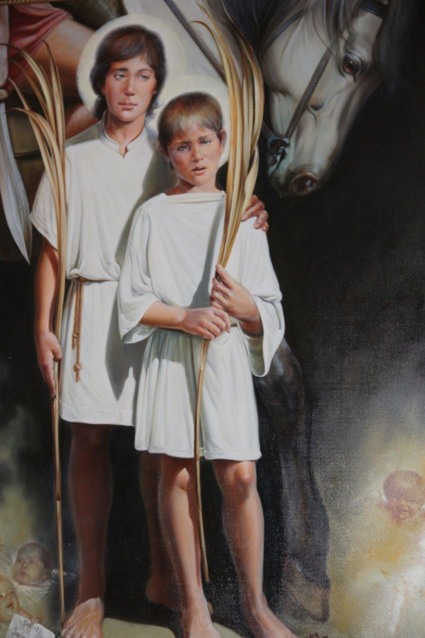 sts justus and pastor martyr boys